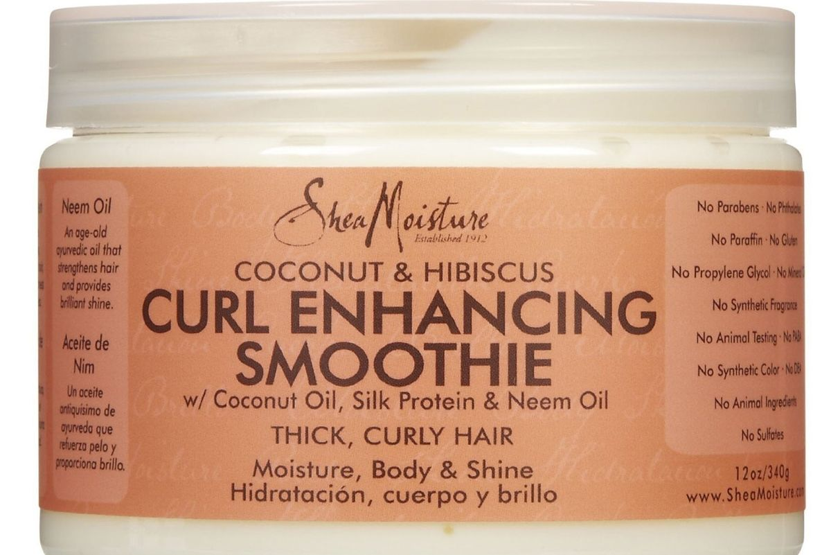 Coconut & Hibiscus Curl Enhancing Smoothie