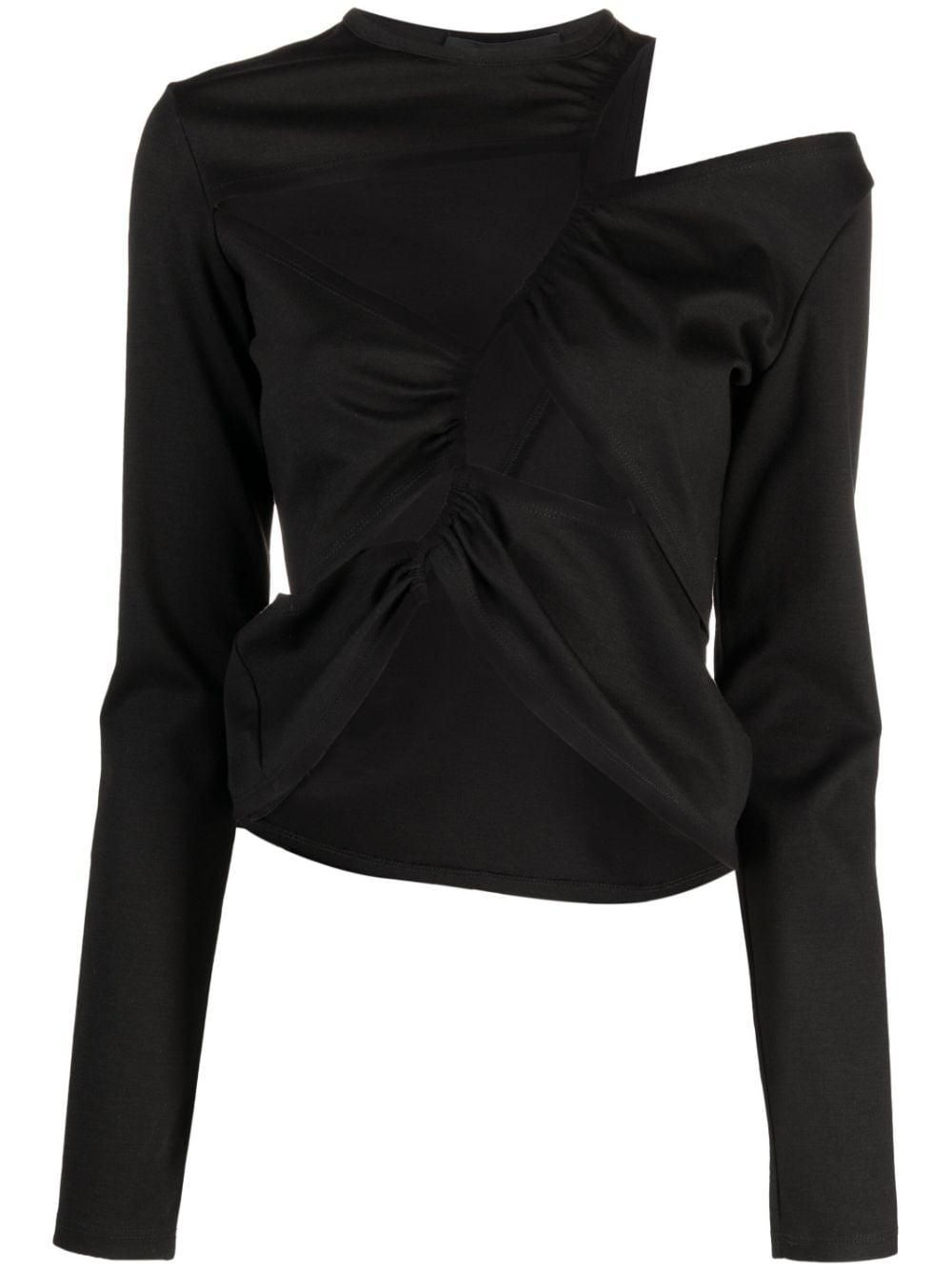 sid neigum tension cut out top