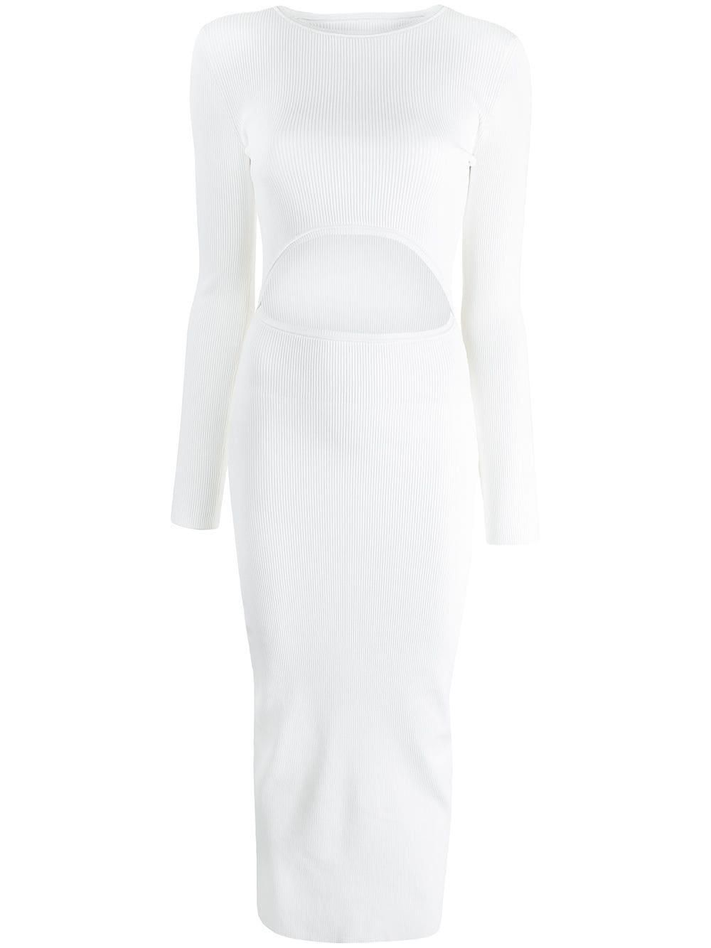 sir reversible cut out dress