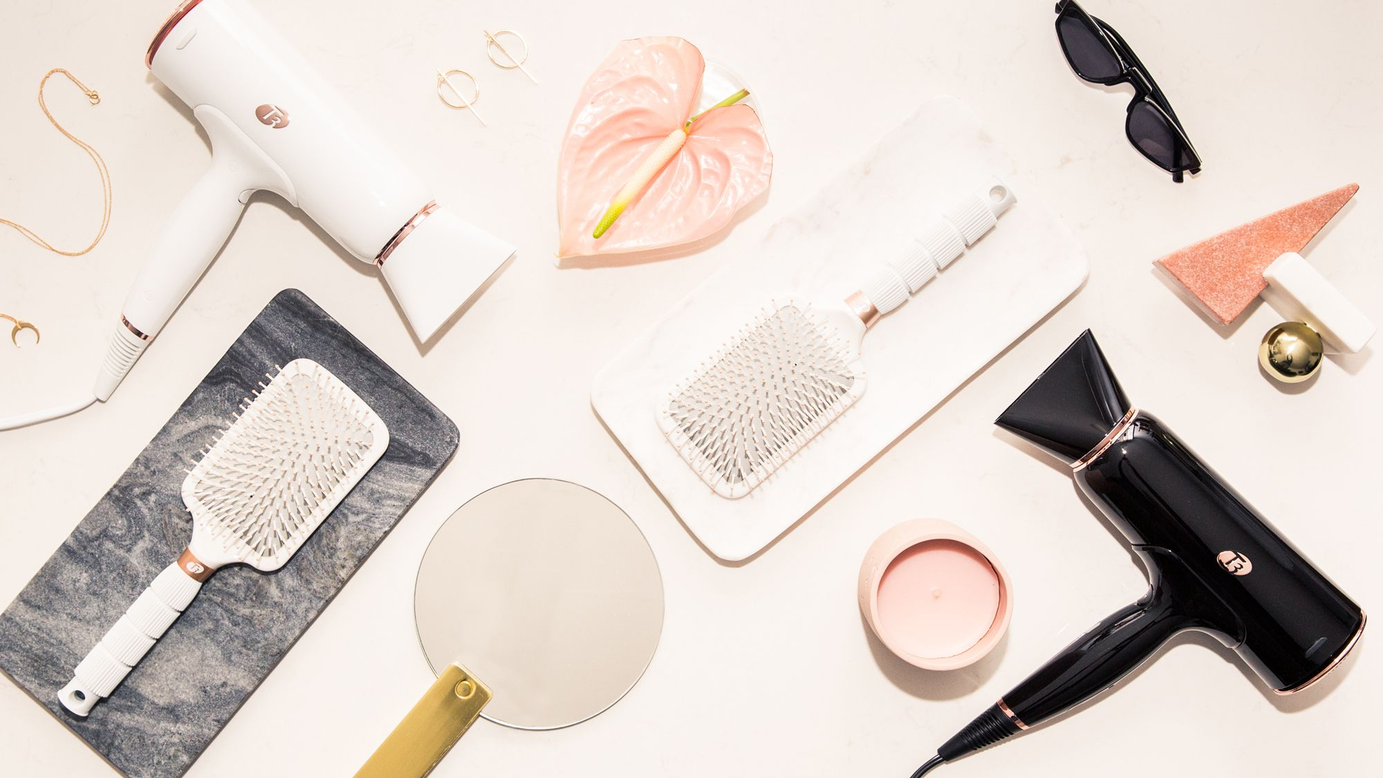 skin and hair beauty tools