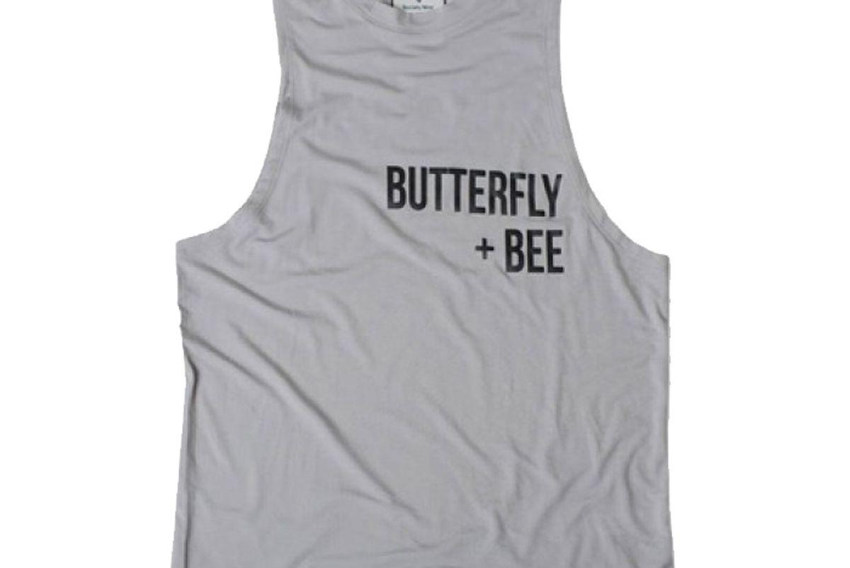 Butterfly Muscle Tank