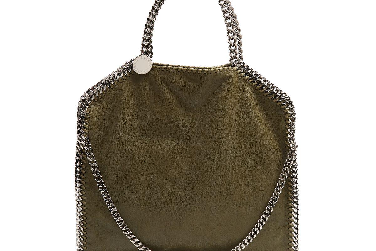 Falabella Faux-suede Shoulder Bag