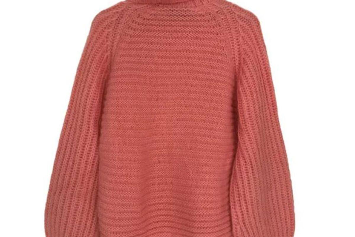 stine goya wool jumper