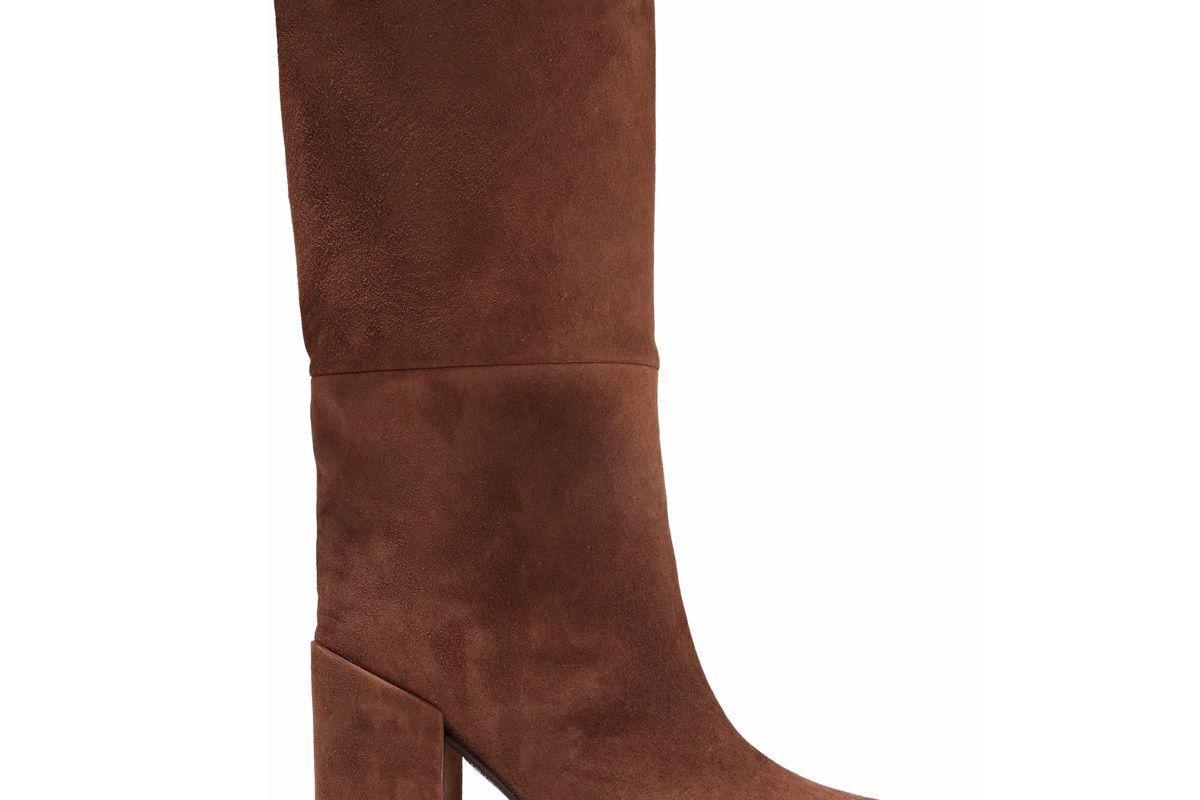 stuart weitzman straighten suede boots