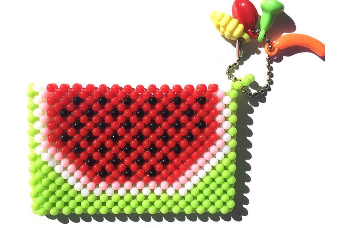 Watermelon-ita Card Holder