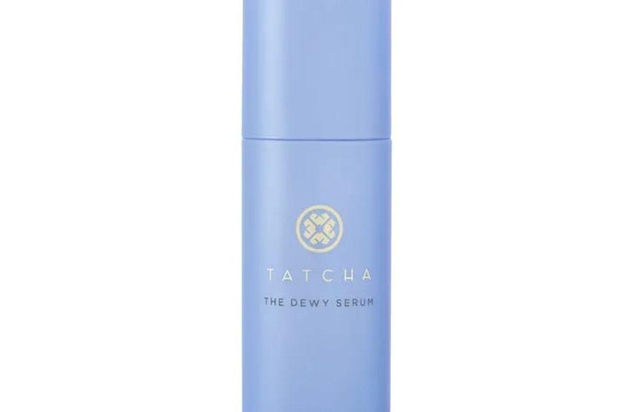tatcha the dewy serum resurfacing plumping treatment
