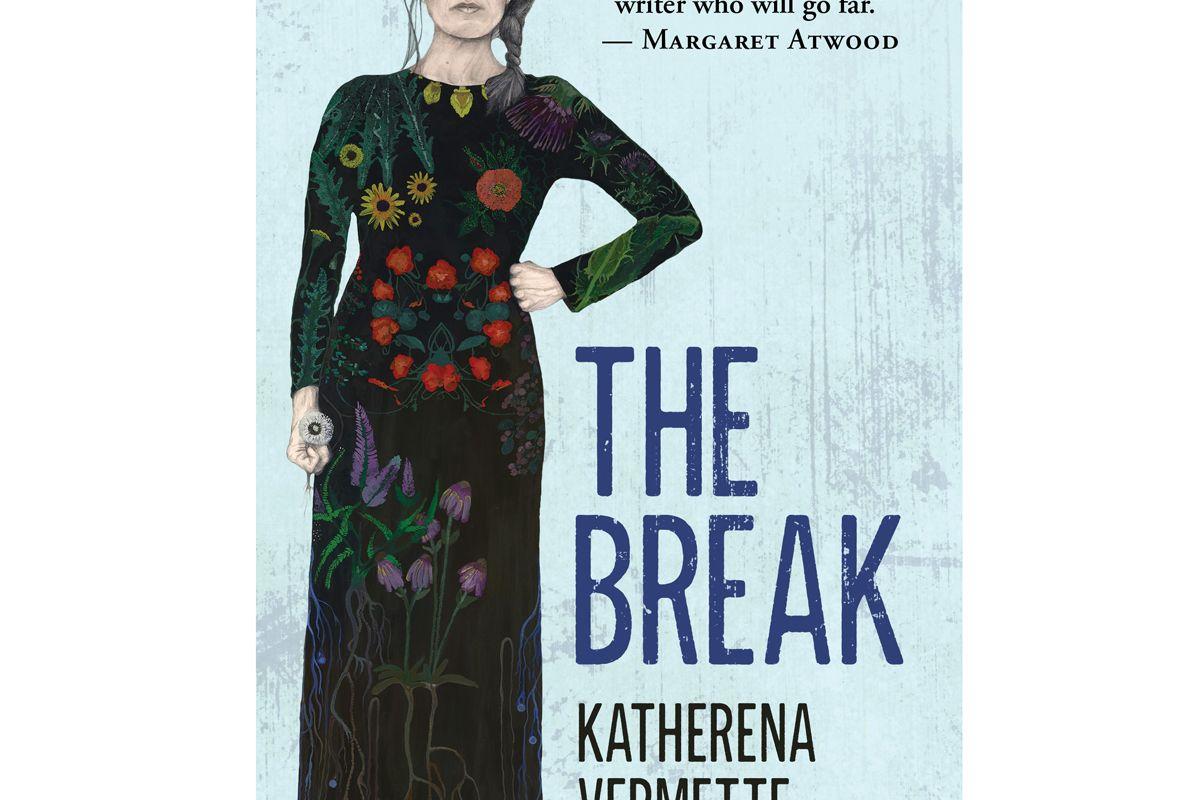 katherena vermette the break