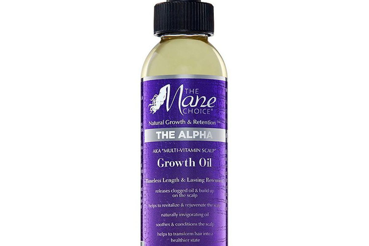the mane choice the alpha multi vitamin scalp growth oil