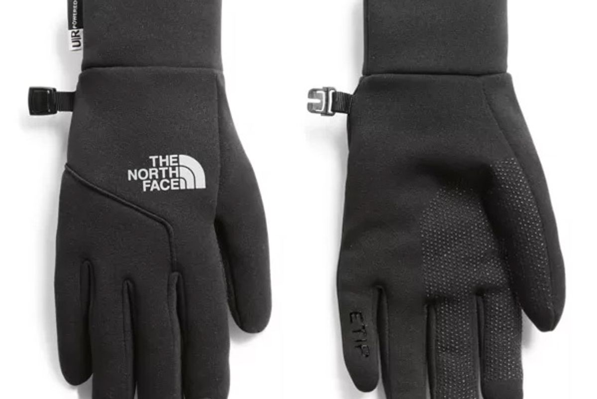 the north face etips gloves