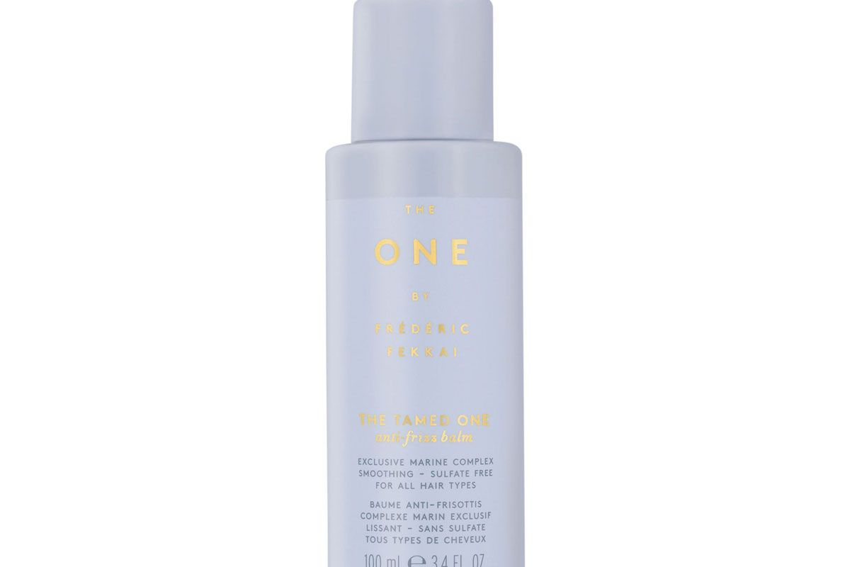 the one by frederic fekkai the tamed one anti frizz balm