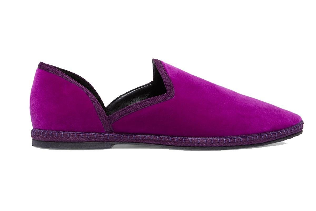 the row friulane veler slippers