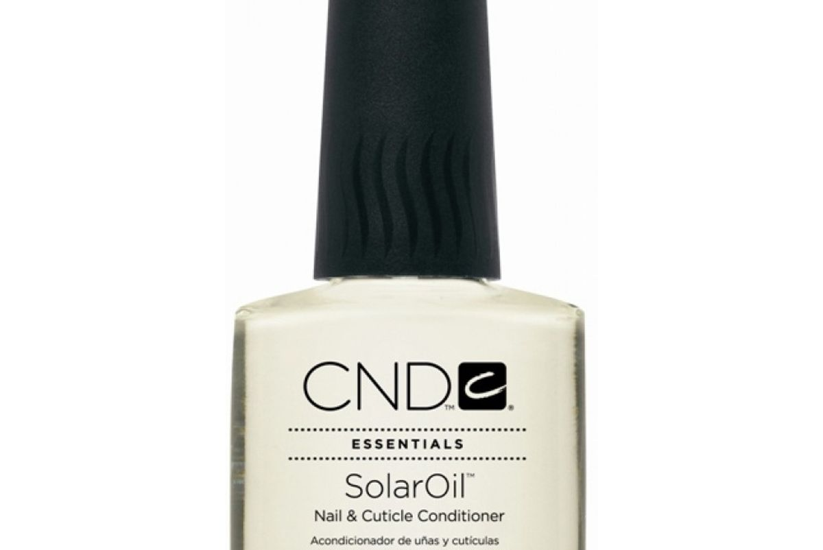 Solar Oil Nail and Cuticle Conditioner