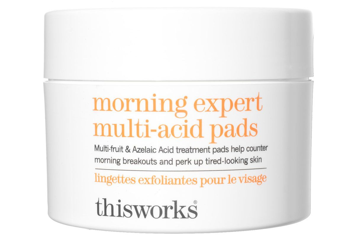 this works morning expert multi acid pads 60 pads