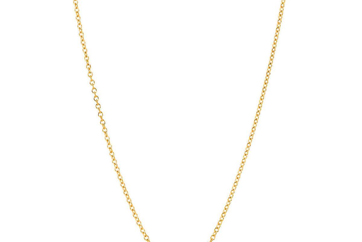 tiffany and co elsa peretti diamonds by the yard pendant