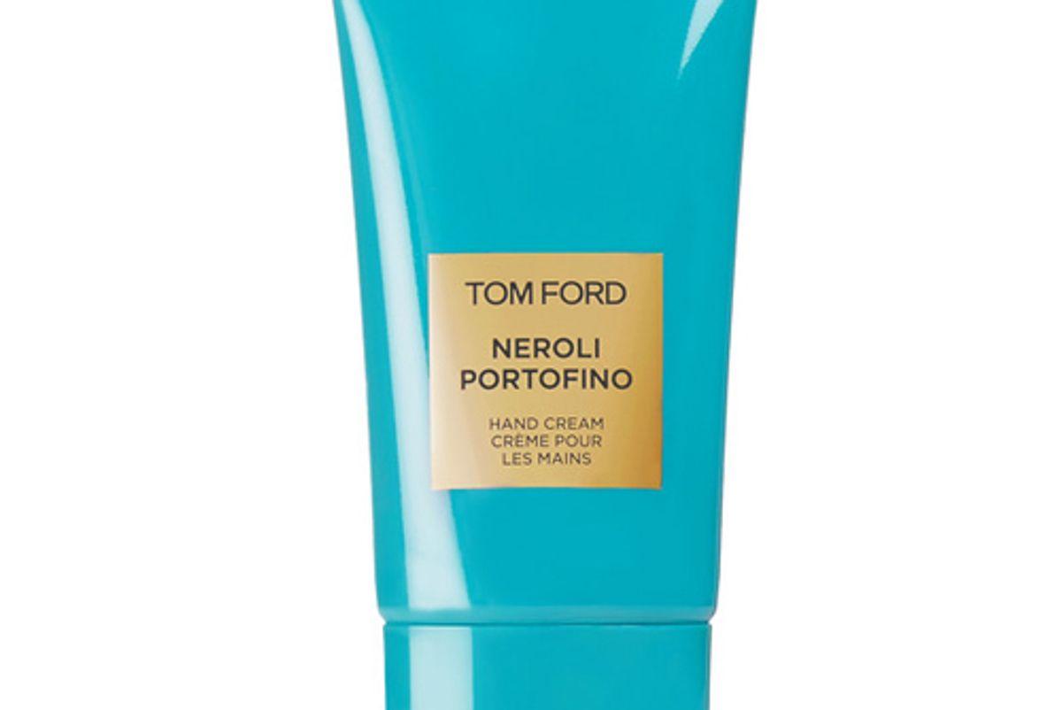 tom ford beauty neroli portofino hand cream