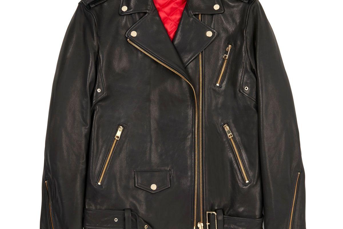 Boyfriend Motorcycle Jacket