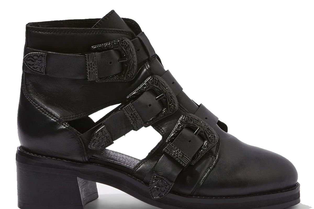 Marco Buckle Boots