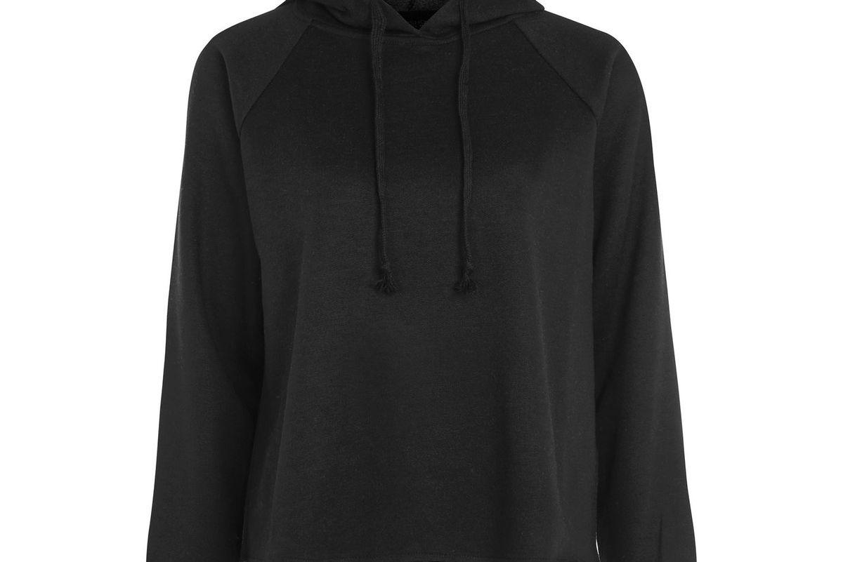 topshop raglan hoodie