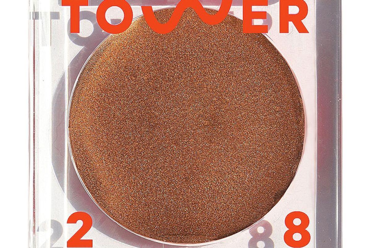 tower 28 beauty bronzino illuminating bronzer