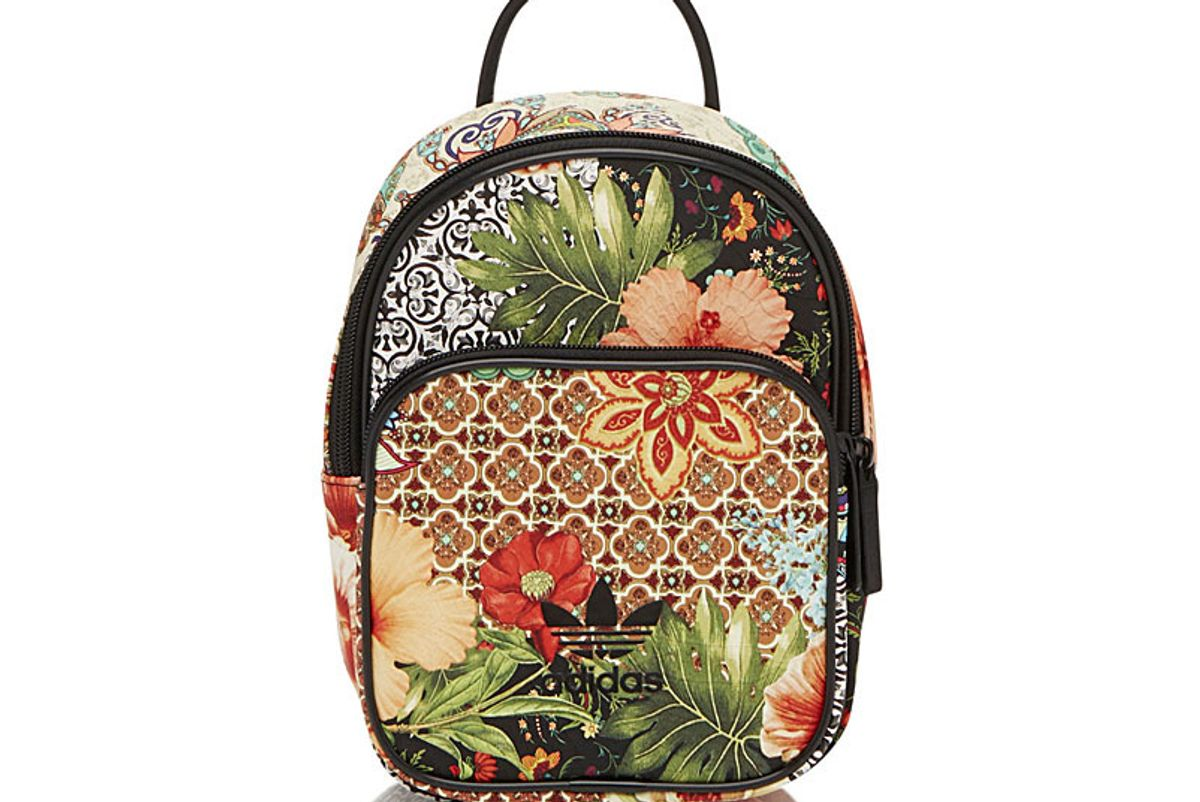 Tropical forest mini backpack