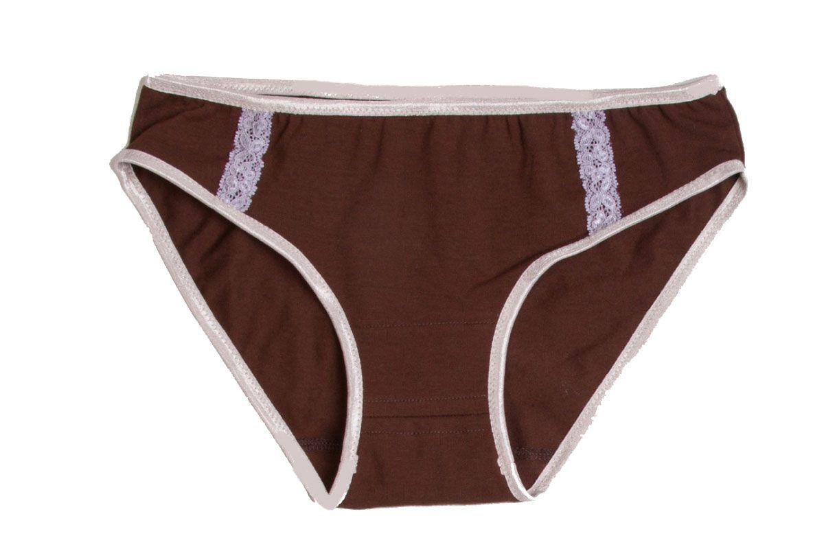 Chocolate & Lace Organic Bikini
