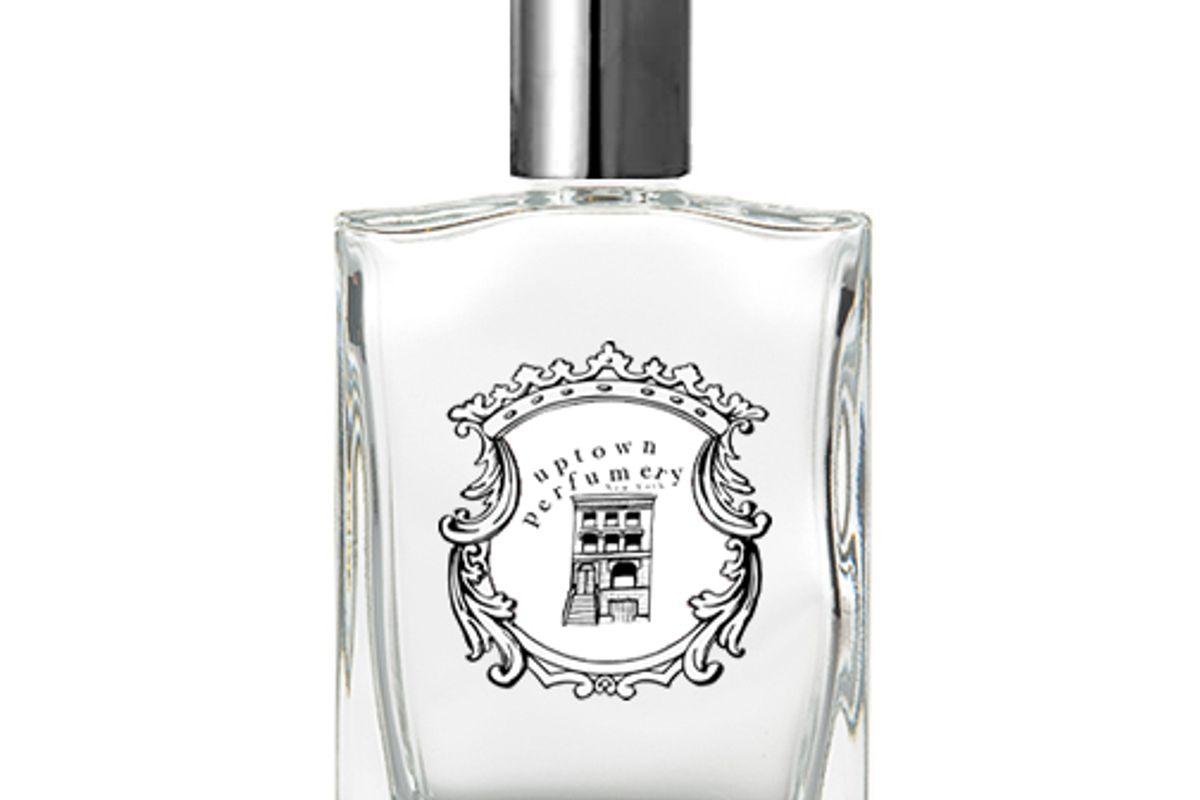 uptown perfumery mandarin tree hand sanitizer