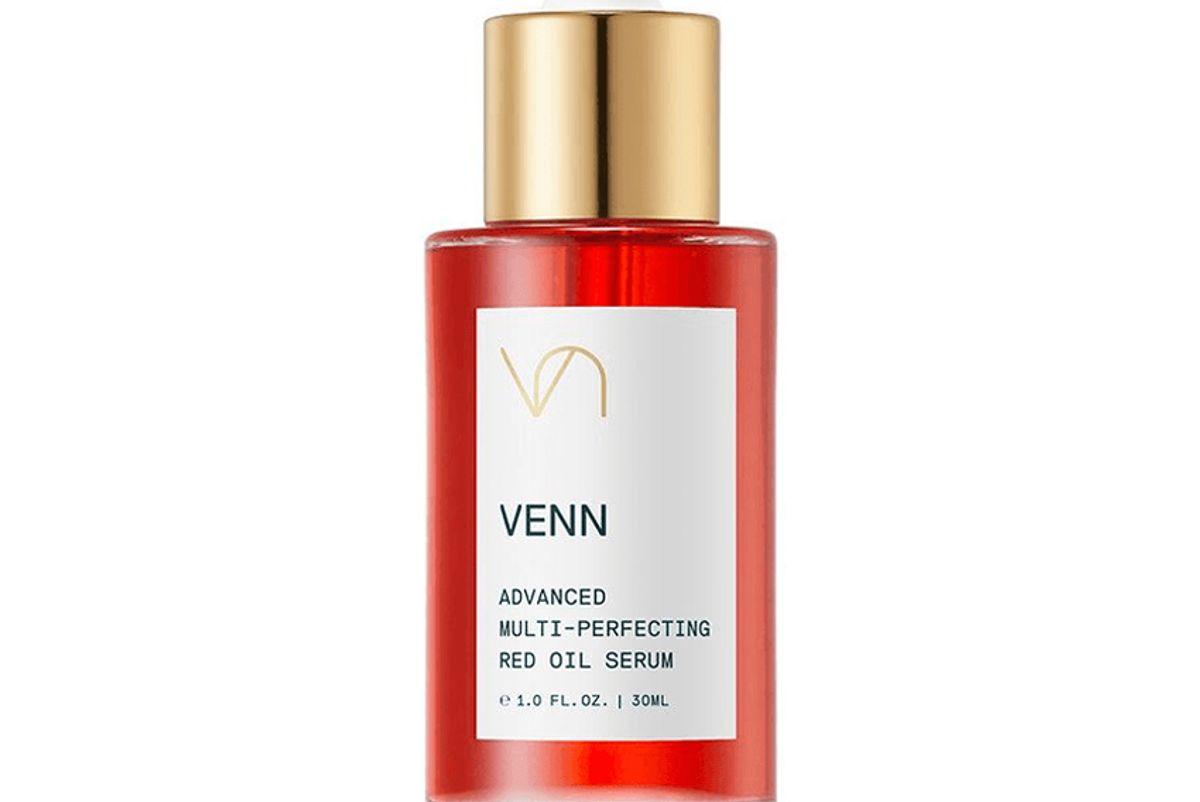 venn skincare advanced multi perfecting red oil serum