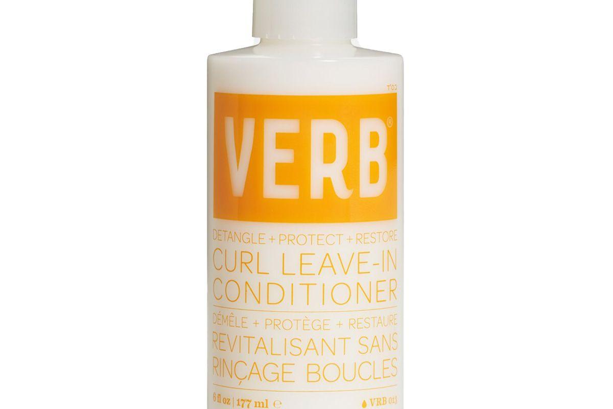 verb curl leave in conditioner