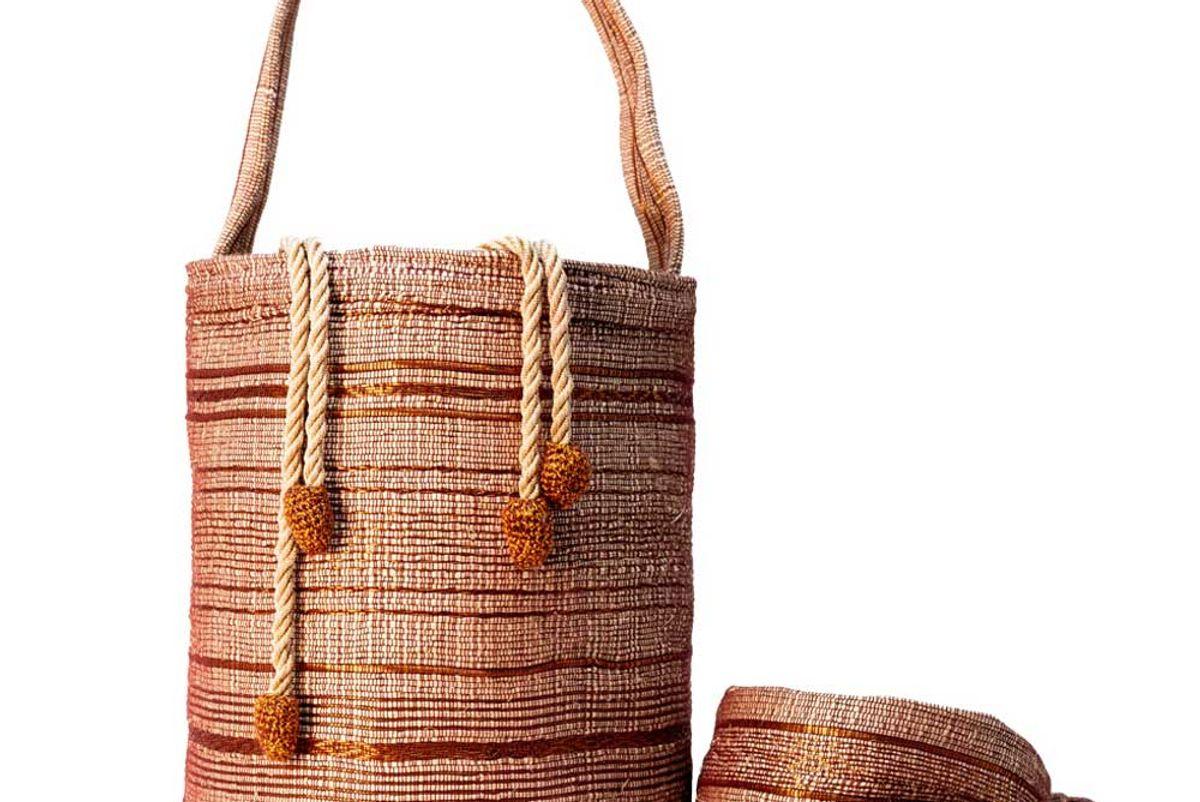 verdi bucket bag cooper threads