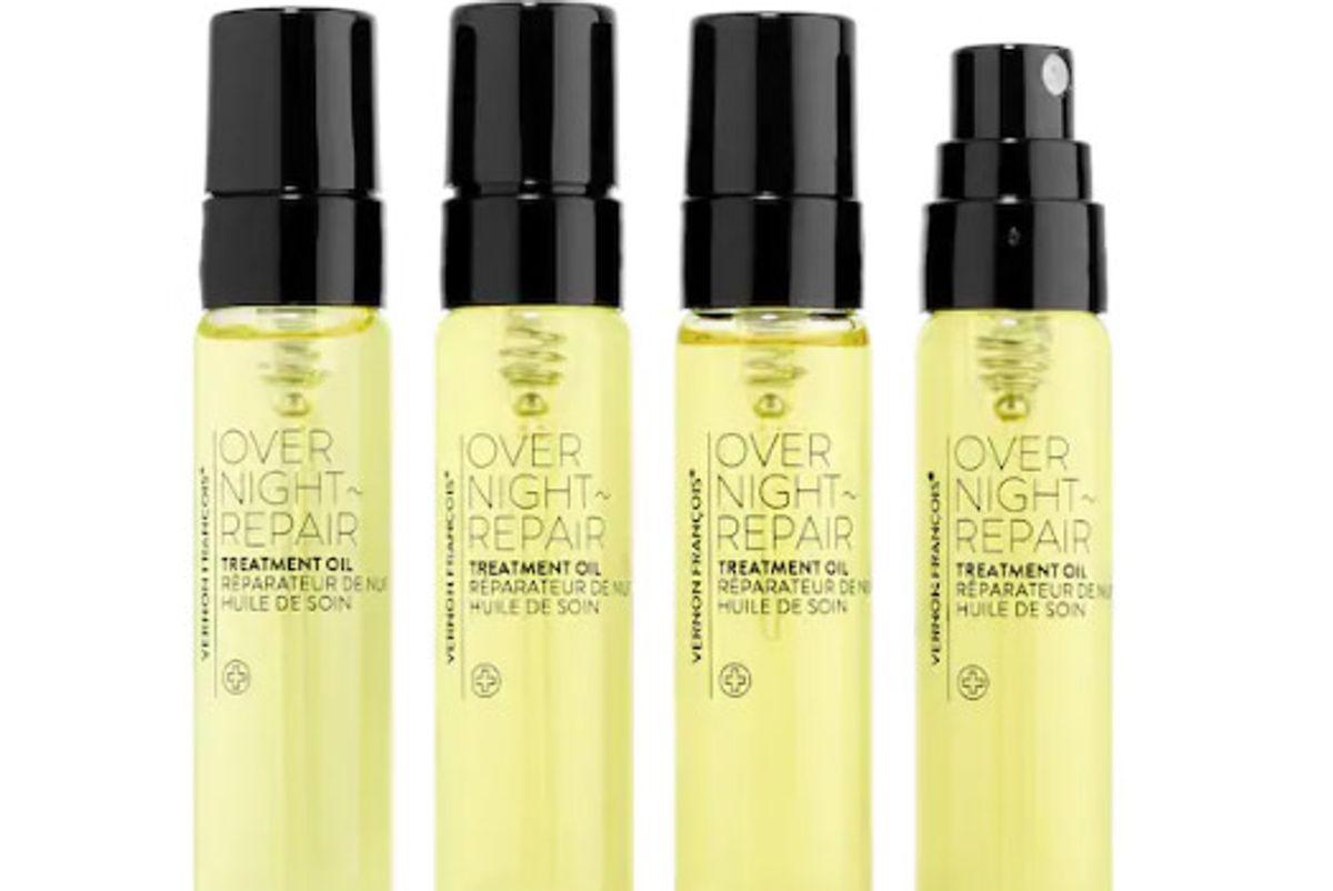 vernon francois overnight repair treatment oils