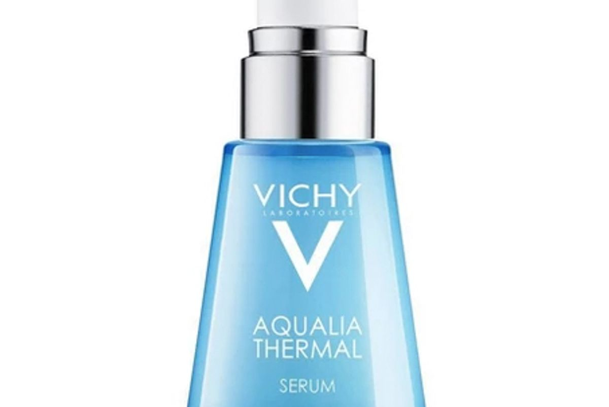vichy aqualia thermal hydrating face serum with hyaluronic acid