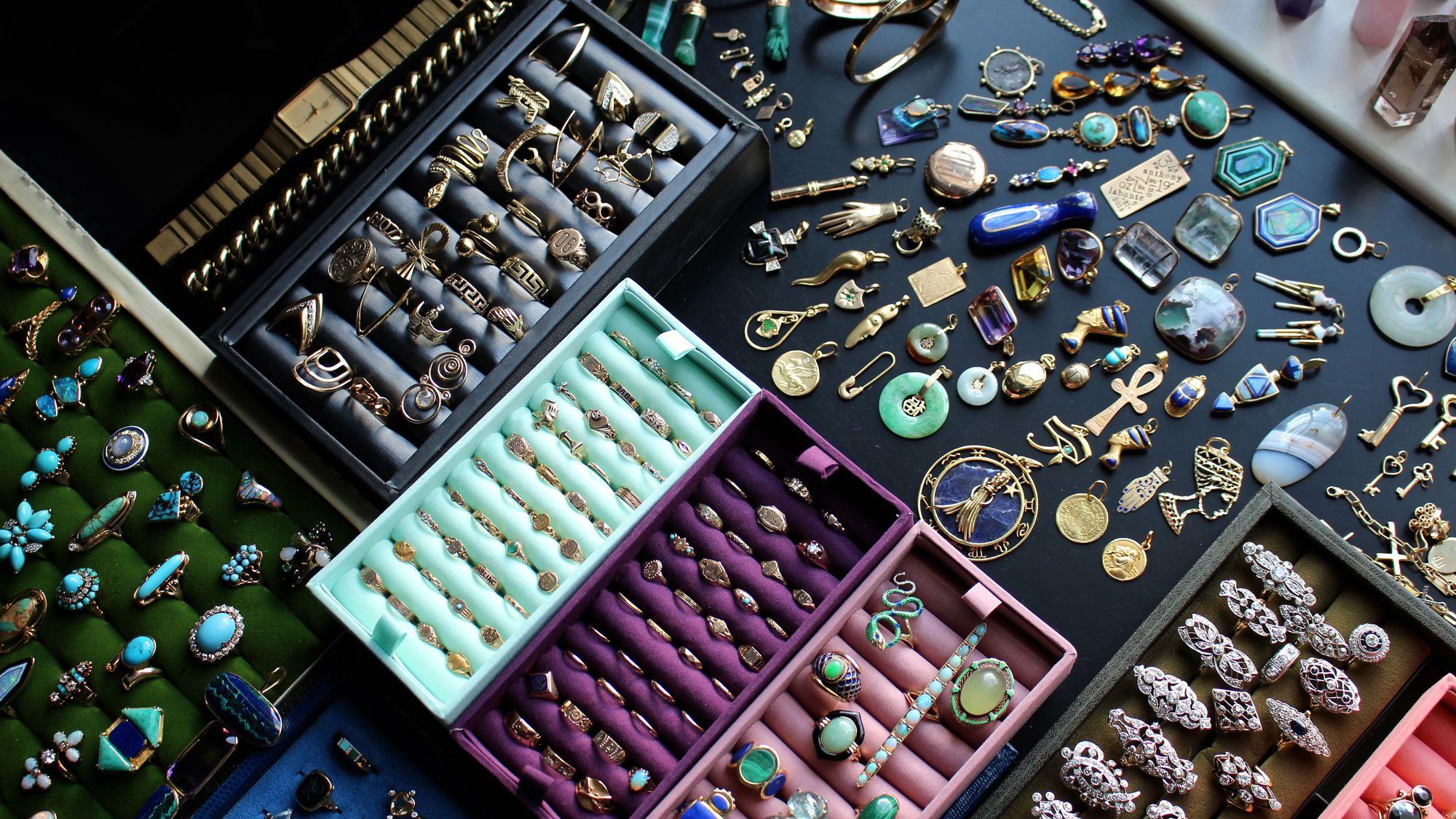 vintage fine jewelry