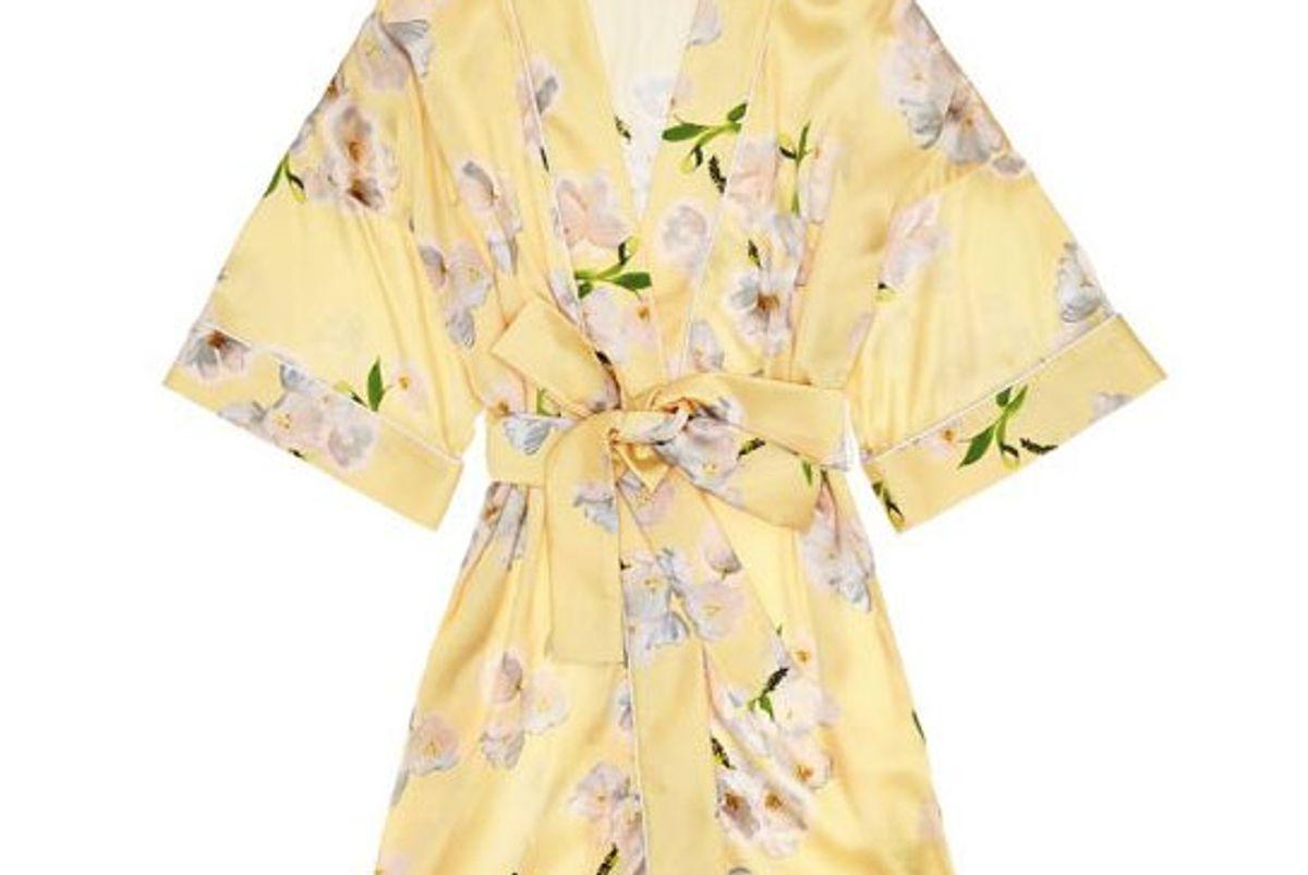 violet and wren sundrenched tulip signature kimono