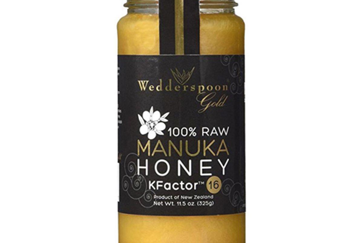 100% Raw Manuka Honey KFactor 16