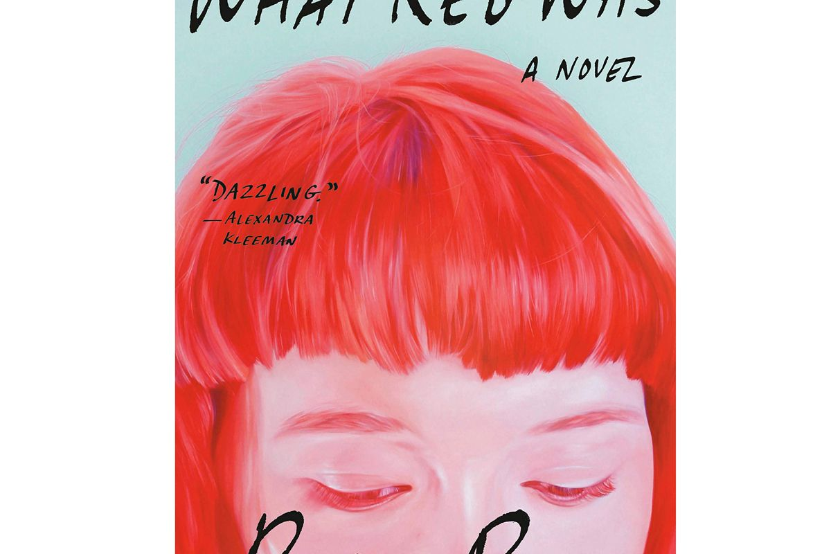 rosie price what red was a novel