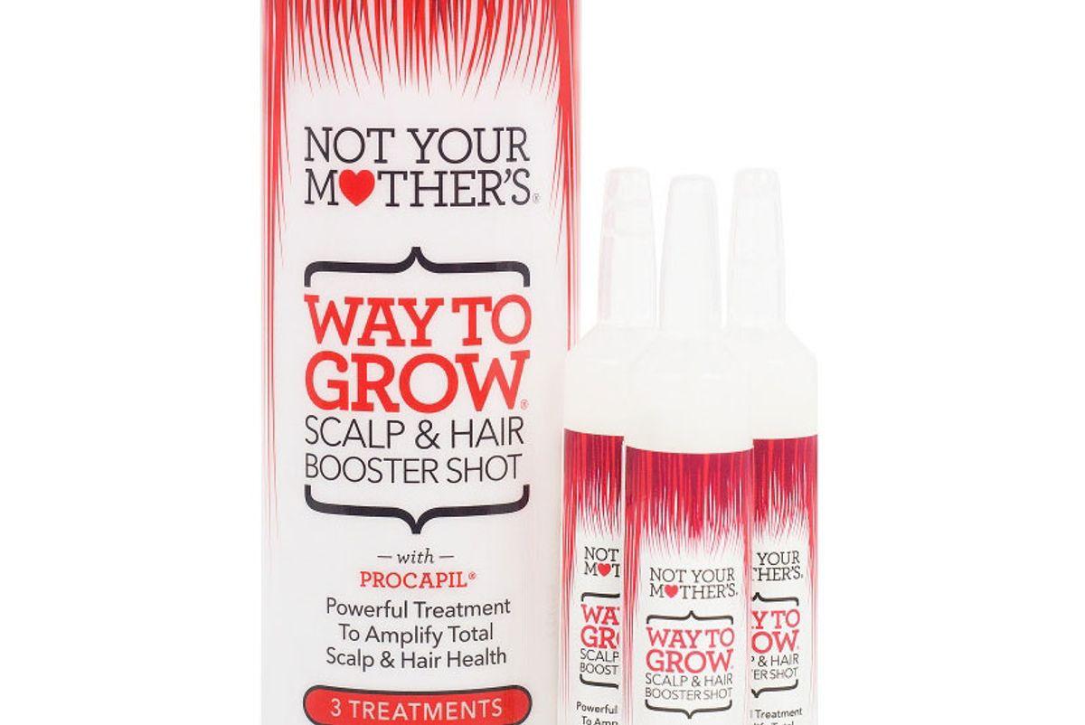 Way to Grow Scalp & Hair Booster Shot