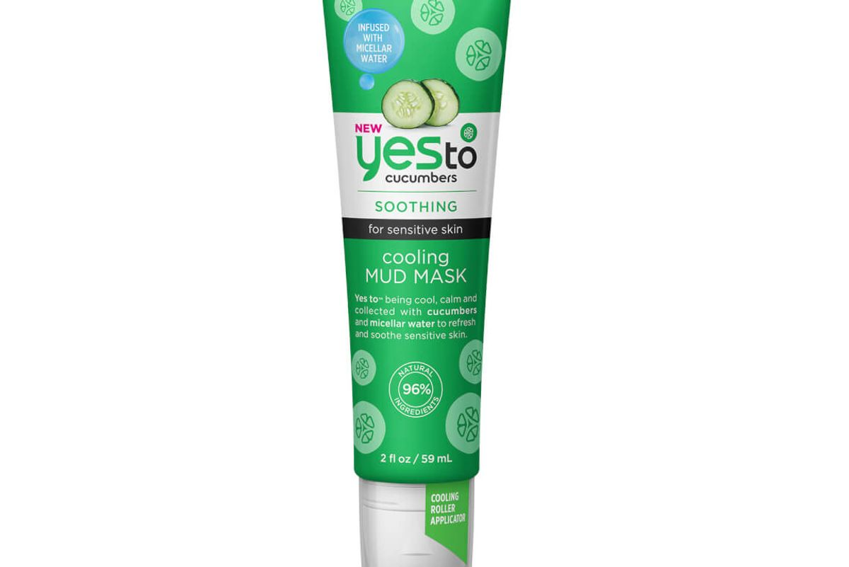 yes to cucumbers cooling mud mask