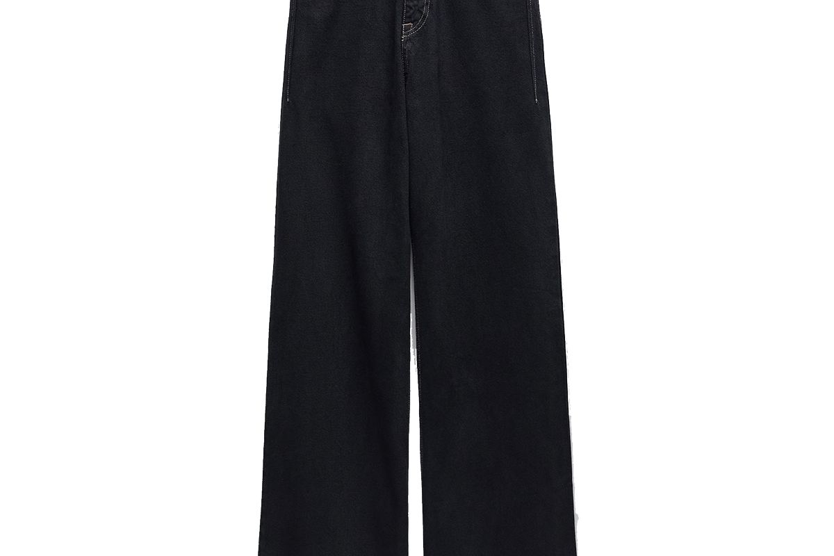 z1975 hi rise wide leg jeans