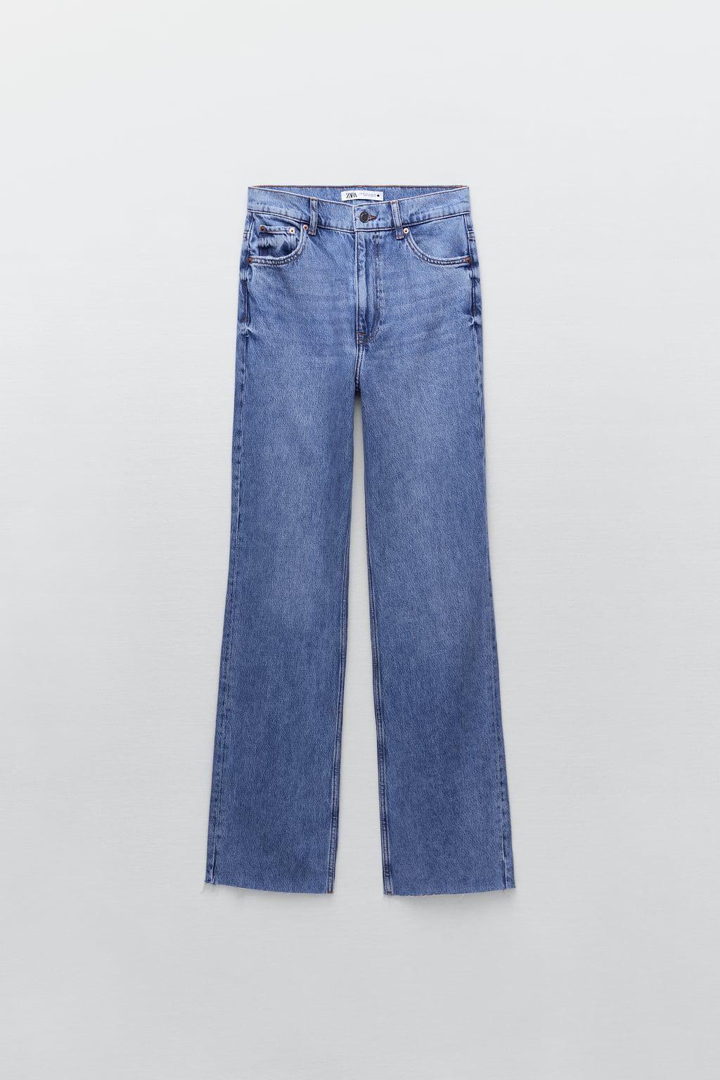 zara zw the 90s full length jeans
