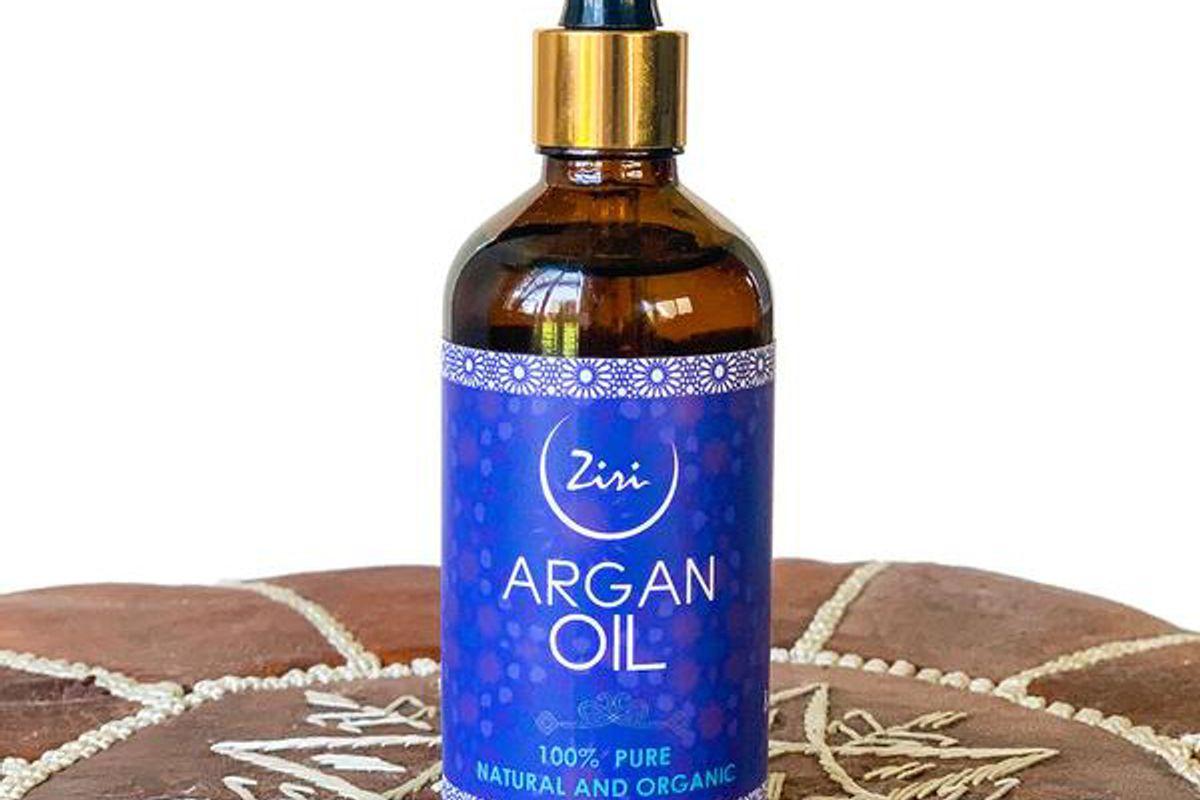 ziri skincare organic argan oil