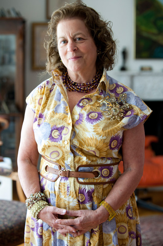 Carole Tanenbaum - Coveteur