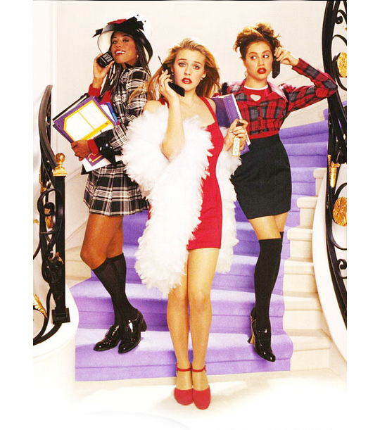 Clueless Alaia Dress Cher Horowitz