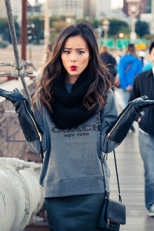 NYC According to Jamie Chung , Coveteur