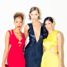 Getting CFDA Ready with Karlie Kloss & Cushnie et Ochs
