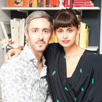 Jeff Halmos & Lisa Mayock