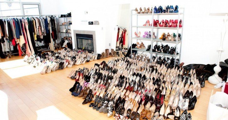 People ask me if I get desensitized seeing so many shoes every day, but I don't think that's actually possible.