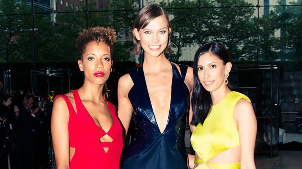 Getting CFDA Ready with Karlie Kloss