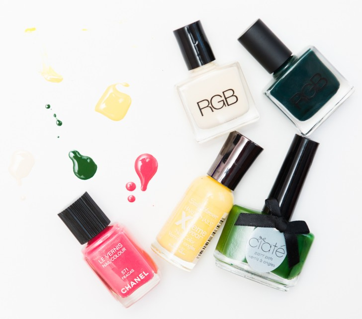 How to do Nail Art like Madeline Poole - The Coveteur - Coveteur
