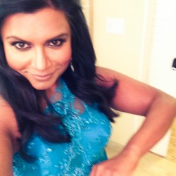Getting Ready with Mindy Kaling