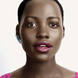 On Set with Lupita Nyong'o